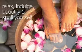 RELAX, INDULGE, BEAUTIFY & SPOIL YOURSELF